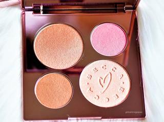 Becca x Chrissy Teigen Glow Face Palette3 | by <Nikki P.>