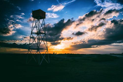 sunset nature ribersborgsstranden brygga3 sweden outdoor ribban summer beach ocean malmö strand silhouette siluett water solnedgång tbryggan moln öresund sky himmel skånelän sverige se