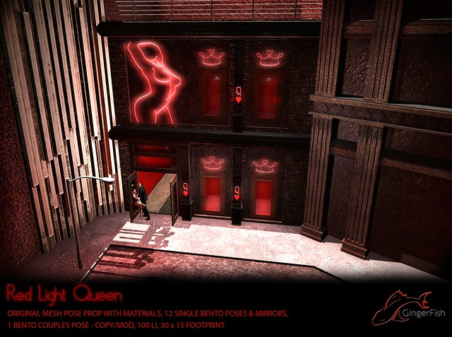 Red Light Queen Ad