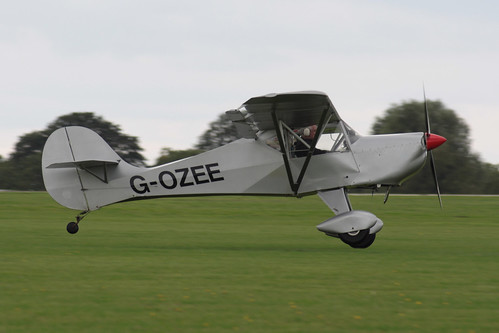 G-OZEE Speed Wing [PFA 189-12308] Sywell 050915