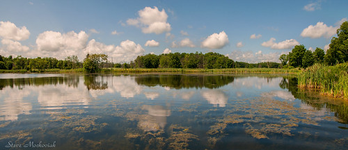 smack53 wallkill wallkillriver vernon newjersey reflections water pond lake panorama summer summertime outside outdoors scenic scenery landscape nikon d300 nikond300