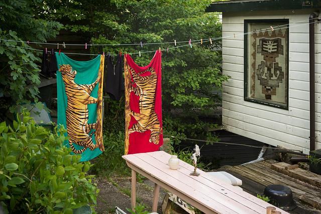 Tiger towels - Amsterdam 2017.