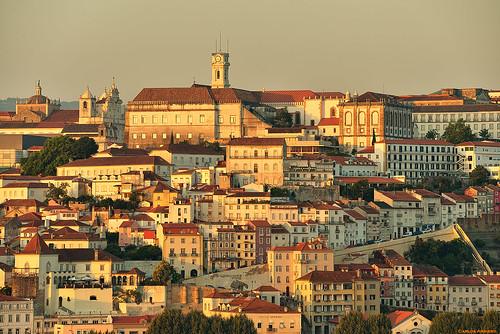 coimbra portugal europe europa viajar travel sunset atardecer carlosarriero city ciudad color colour colors cityscape nikon d800e tamron 70200mm 70200mmf28 urban