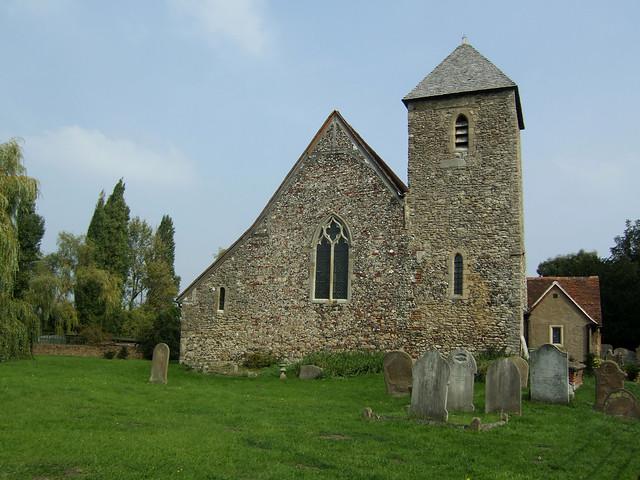 St Margaret of Antioch, Lower Halstow