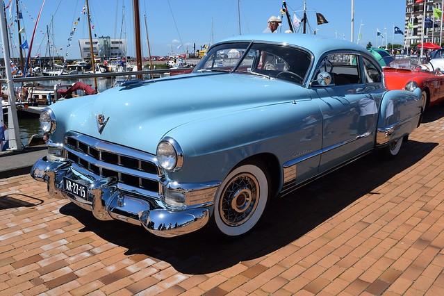 1949 Cadillac 62 Club Sedanette