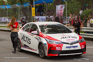 Race at Toyota Fast Fun Fest at Phuket. 10-11 June, 2017 | by Phuketian.S