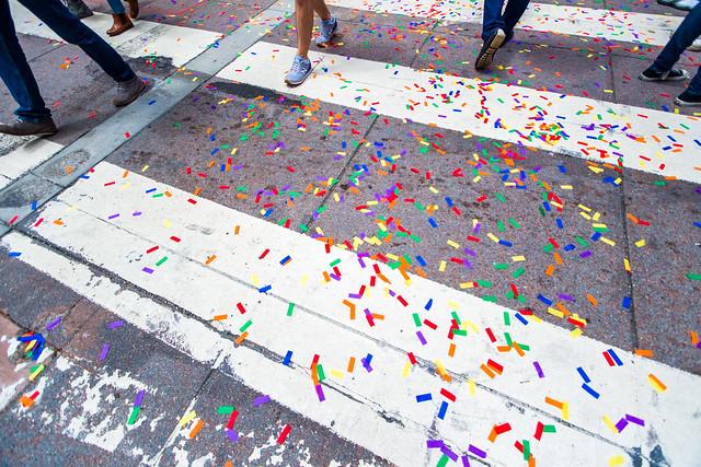 San Francisco Pride 2017: Republish Compost