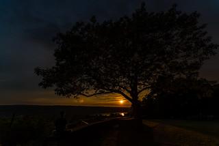 Meditation on a Sunset