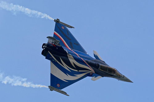 Rafale Solo Display | by Alexandre Bosle