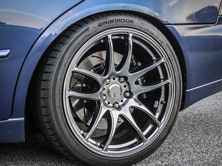 Rear Wheel and Brake Setup | by gold94corolla