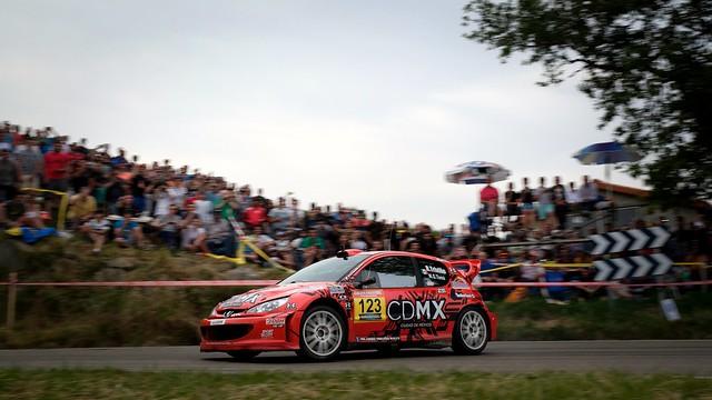 Ricardo Triviño Rally.