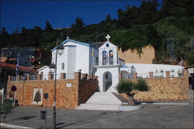 Iglesia (Katakolon, Grecia, 13-6-2017)