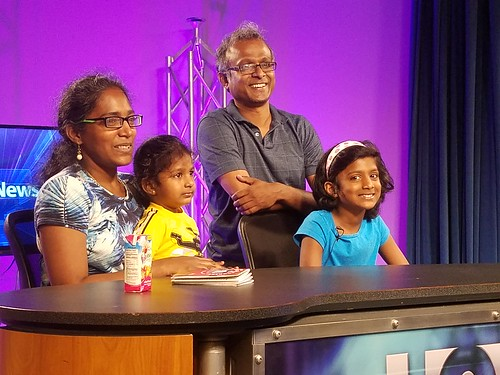 HOMTV Hosts Studio Tours During the Be A Tourist In Your Own Town Event