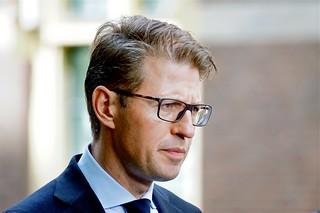 Sander Dekker , politicus voor de VVD | by Roel Wijnants