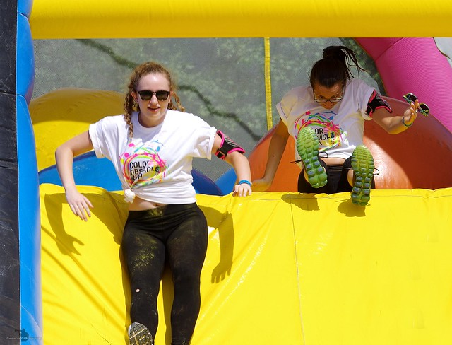 Rother Valley Country Park Color Obstacle Rush 2017  (69)