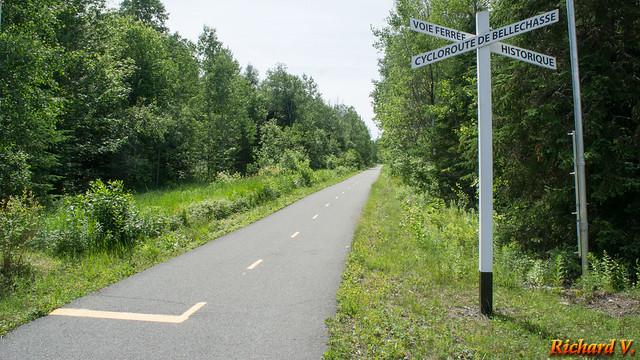 CycloRoute de Bellechasse, P. Québec - 1264