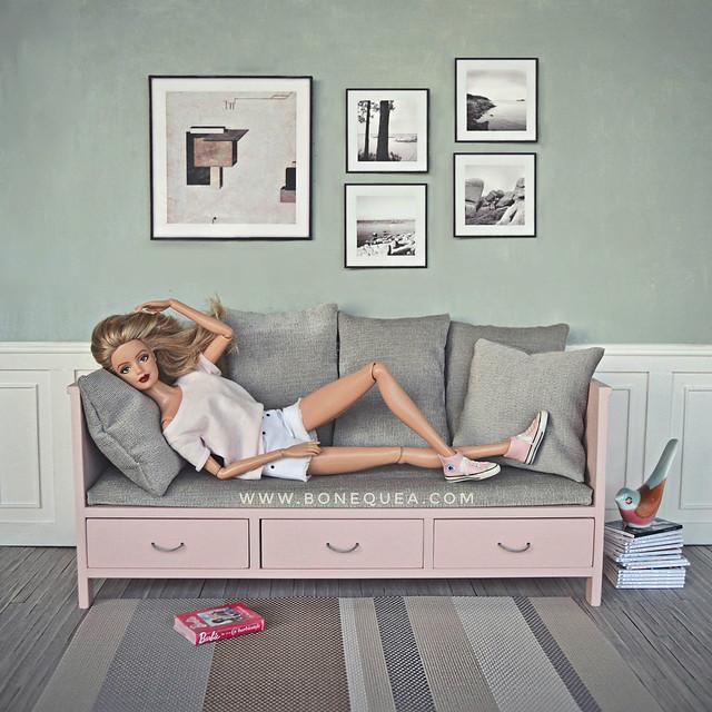 My new sofá, by Minimagine