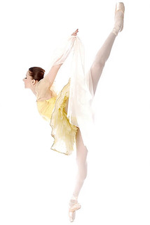 Dance Photography - Female Ballerina In Costume | by vanitystudiosphotography