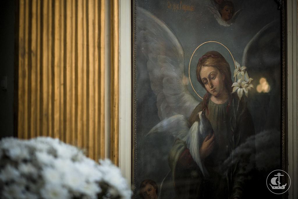 6 июня 2017, День памяти блаженной Ксении Петербургской / 6 June 2017, The remembrance day of Xenia of Saint Petersburg