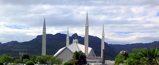 Faisal Mosque | by ZHK BlueRose