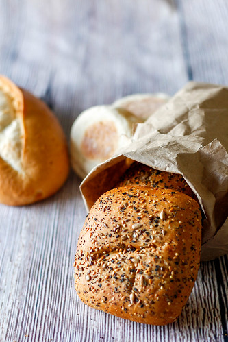 fresh mix bread | by wuestenigel