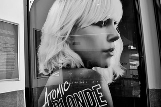 P1230969 Atomic Blonde, Arcadia Mall, Arcadia, Los Angeles County | by 中途下車