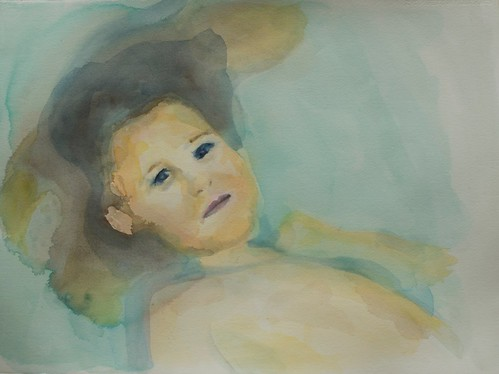 Martha | Sold | 2011 | 76x56cm | Watercolour Paper Cold Pressed