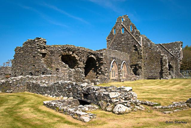 Glen Luce Abbey Scotland