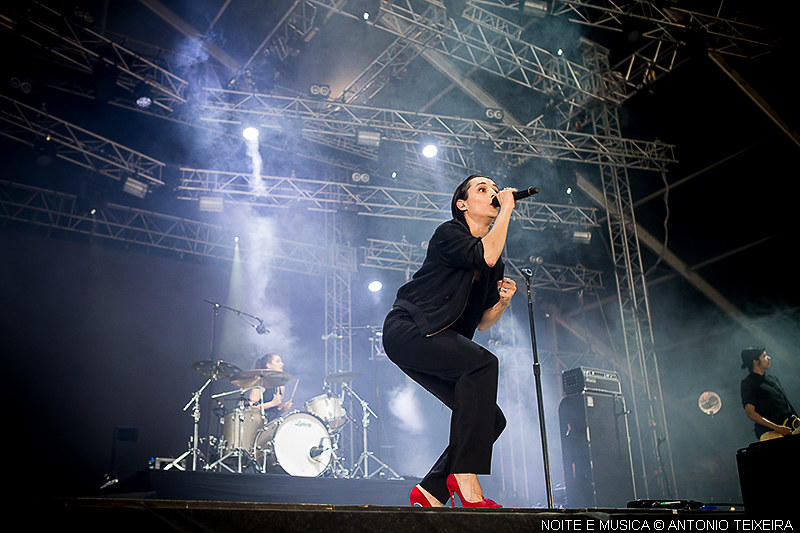 Savages - NOS Alive '17