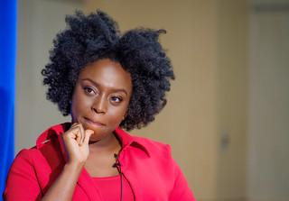 Chimamanda Ngozi Adichie | by Howard County Library System