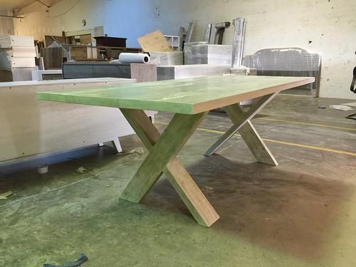scissor table 2 | by urbanwoods123