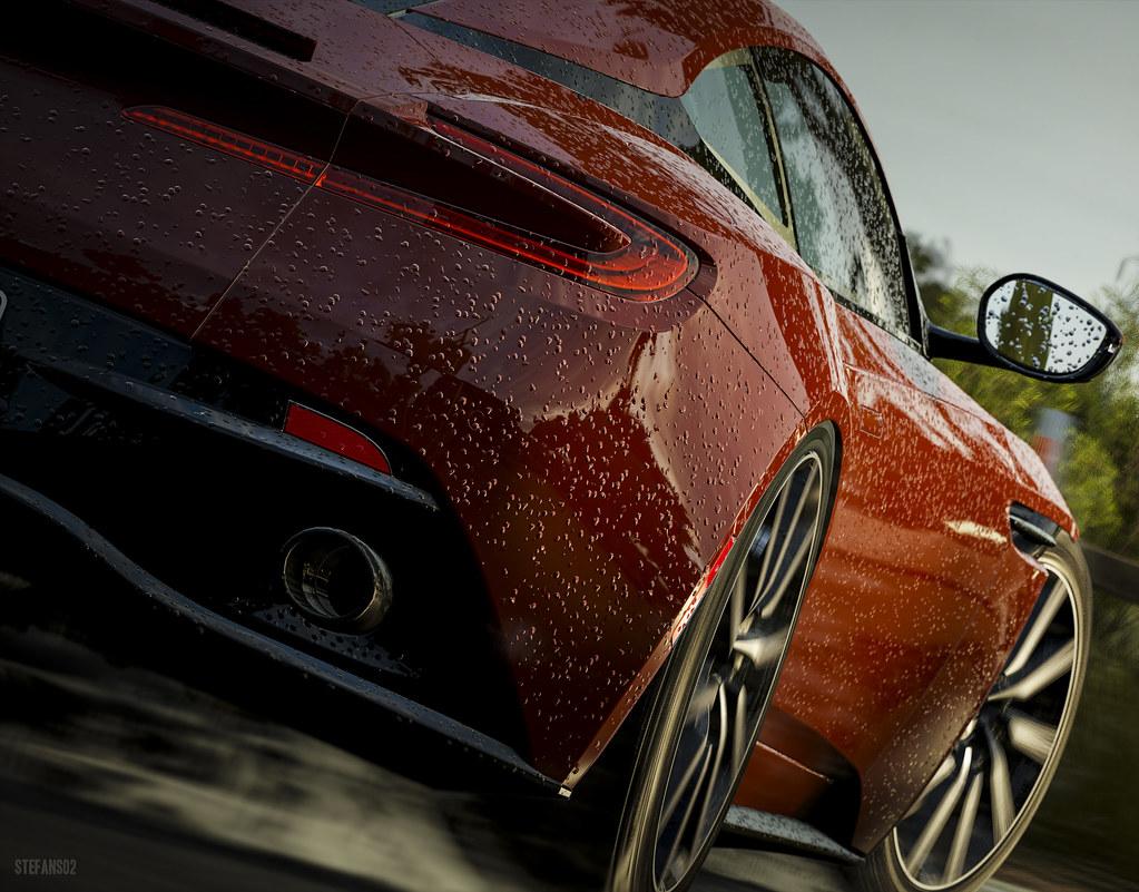 Forza Horizon 3 Aston Martin Db11 At Dawn Screenshot Of Flickr