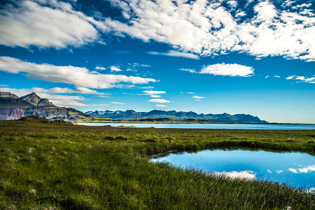 Iceland - landscape