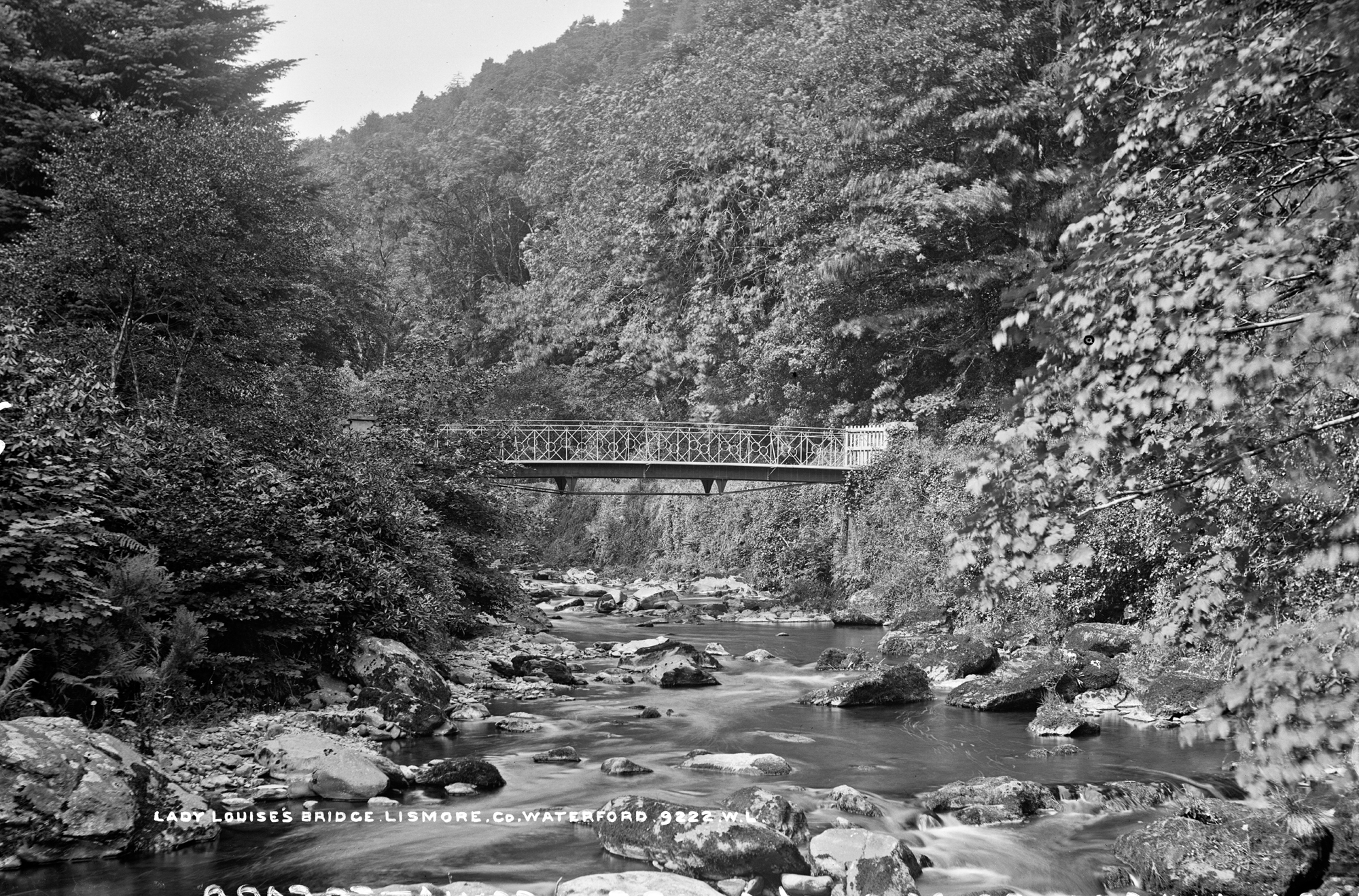 Lady Louise's Bridge, Lismore, Co. Waterford
