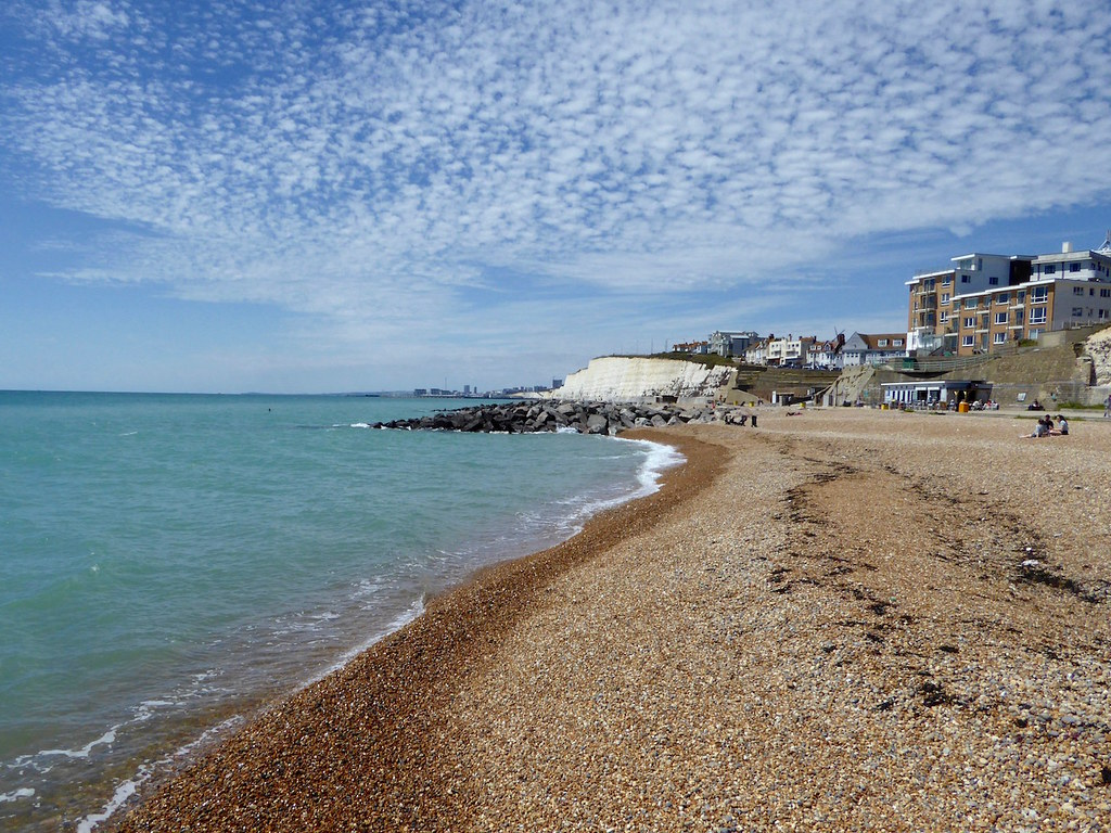 Rottingdean beach