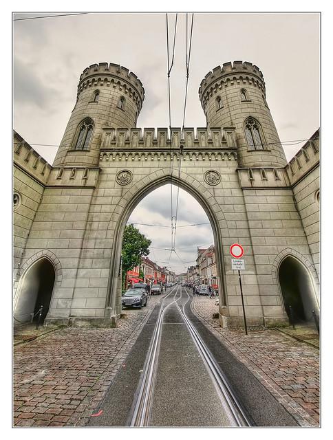 Potsdam - Nauener Tor 01