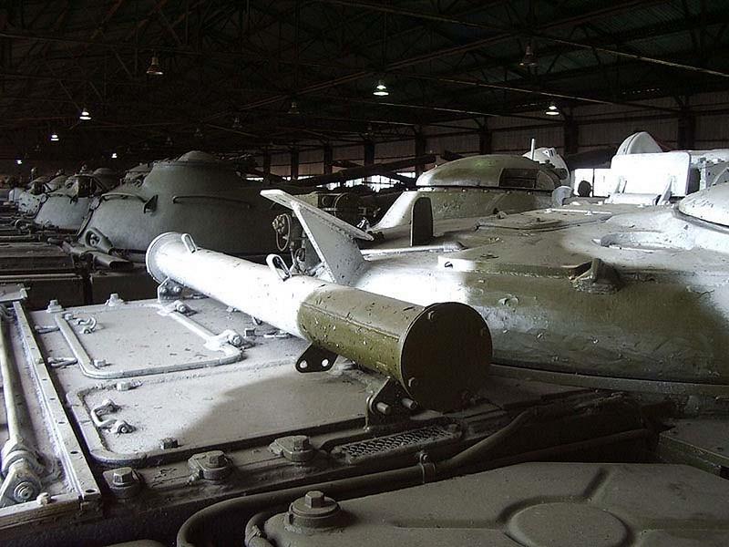 IT-1 Missile Tank 9