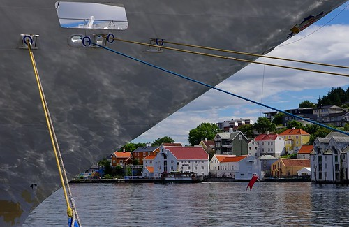 MS Nautica bow moorings | by sveinludvigsen