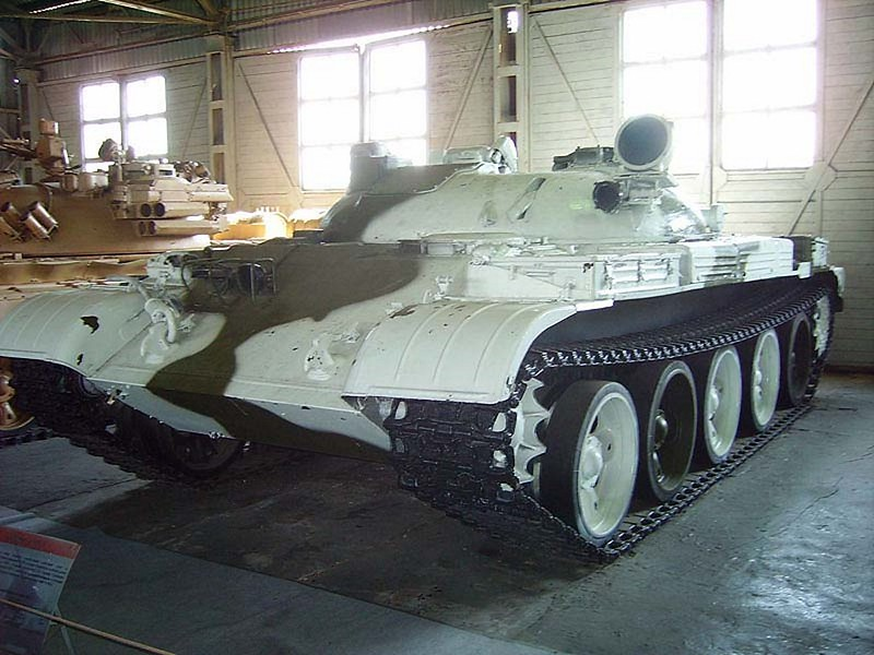 IT-1 Missile Tank 1