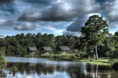 houston texas bayou dickinson july summer water hdr clouds