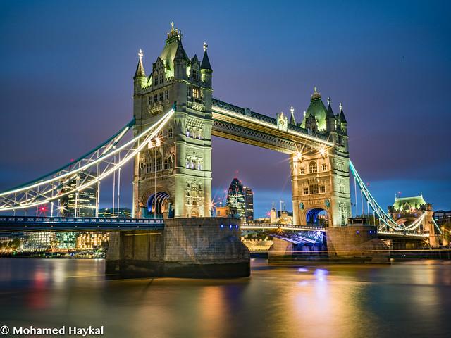 The Magnificent Landmark of London...