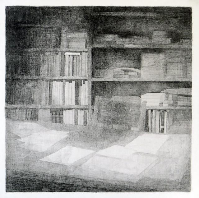 De werkkamer van Hermann Hesse