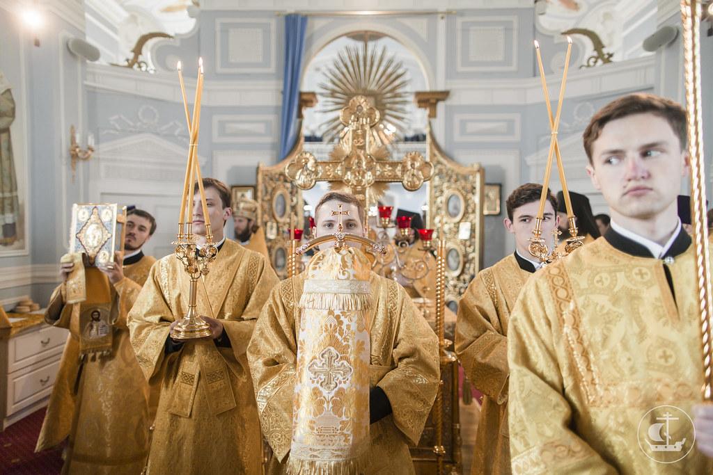 10-11 июня 2017, Неделя 1-я по Пятидесятнице, Всех святых / 10-11 June 2017, 1st Sunday after Pentecost. Sunday of All Saints
