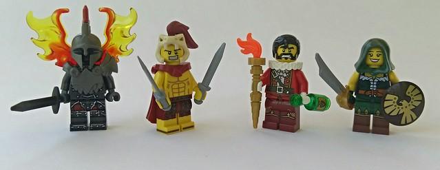 Fantasy Minifigs Part II