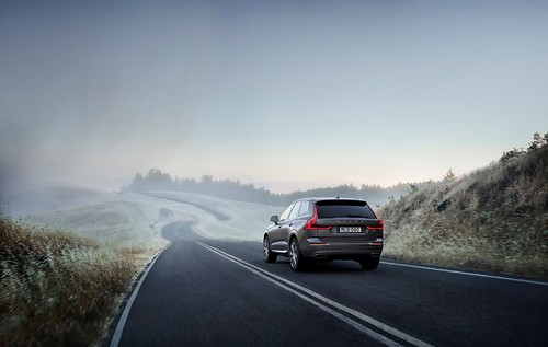 2018 Volvo XC60: The Urban Automotive Experience Photo