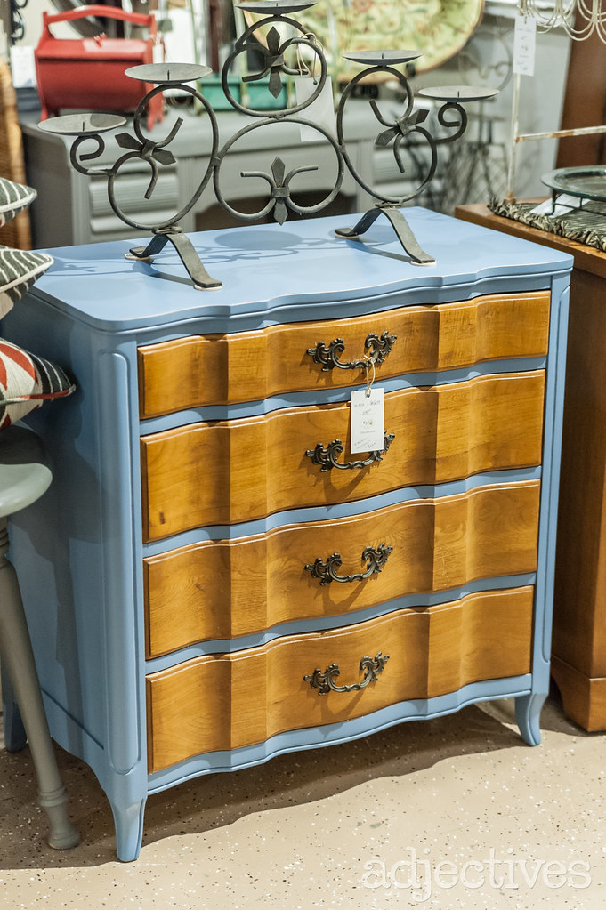 Vintage, painted dresser in Winter Park by KJ2B