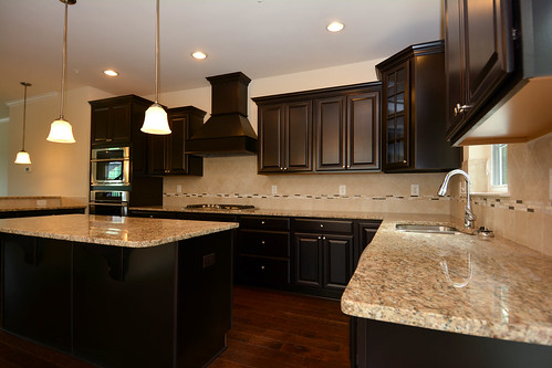 Kitchen in new construction home | by RealtorMalcolm