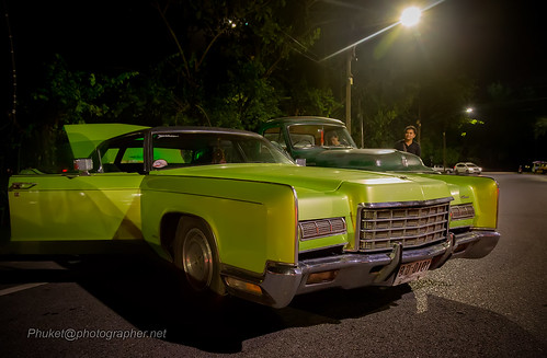 Vintage cars from American Car Club South of Thailand    XOKA7988scd | by Andaman4fun