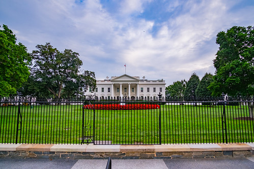 White House | by DaveR1988