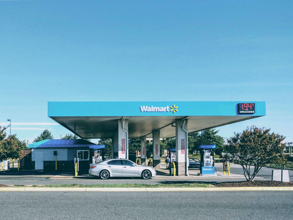 Walmart Gas Station Near Me >> Walmart Gas Station Fredericksburg Virginia The Gas Stati Flickr